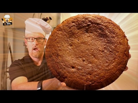 Video GIANT APPLESAUCE CAKE RECIPE
