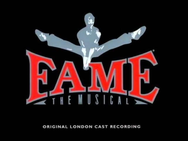 Fame Original London Cast 14 In L A