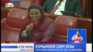 Residents petition senate over Kimwarer dam project