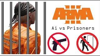 Arma 3 Mission Editing: Ai vs Prisoners