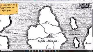 Atlantis, Plato & N. American Flood