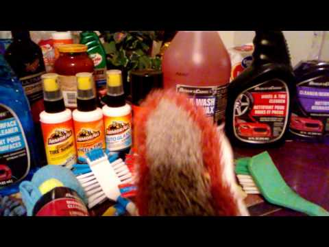 Dollar tree top 15 detailing products and brushs