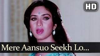 Mere Aansuon Seekh Lo Muskurana | Meenakshi | Rishi Kapoor | Gharana | Bollywood Songs
