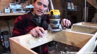 How to Attach a Table Top