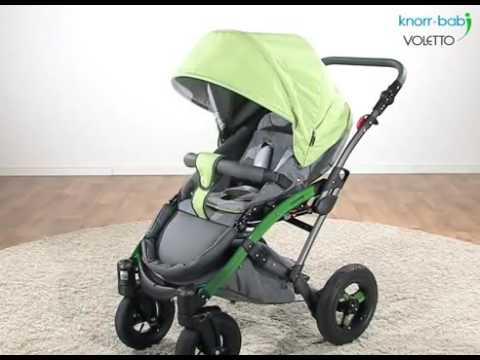 Knorr-Baby Kinderwagen Voletto | babysundkinder.com