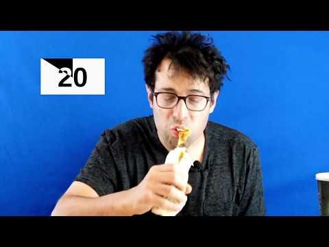 Matty Goldberg's 2 Minute Fast Food Review: Taco Bell
