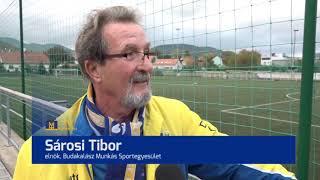 TV Budakalász / Félidő - Gödöllői SK-Budakalászi MSE mérkőzés / 2020.10.20.