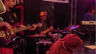 Video Confessions Roots - Warm Up Set 2 - Reggae Area - 2012 Usti N.L