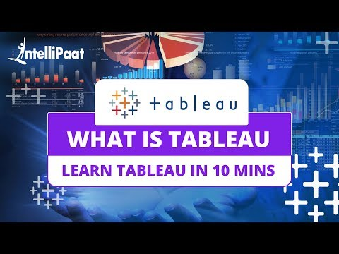What is Tableau 10