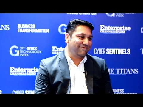 Vijay Kumar, CTO and Cloud Director, Mindware