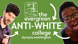 Evergreen College: White Folks Need Not Apply
