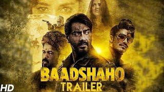 Baadshaho Trailer  Ajay Devgn, Emraan Hashmi