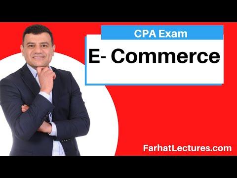 E- Commerce: CPA BEC Exam - YouTube