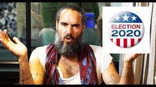 Is this the NEXT PRESIDENT of the USA?   Russell Brand