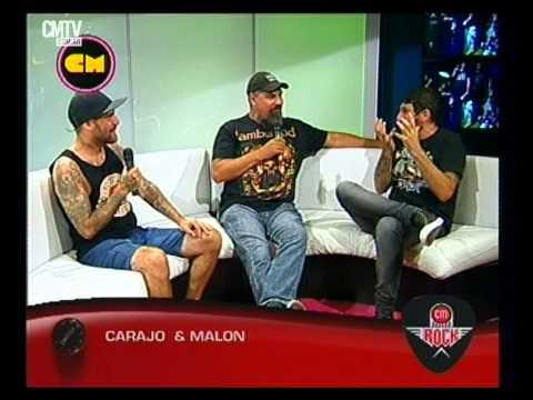 Carajo video Carajo / Malón - CM Rock 2015