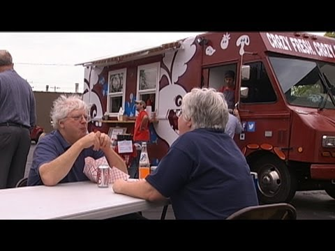 Building a Food Truck Business from Ground Up