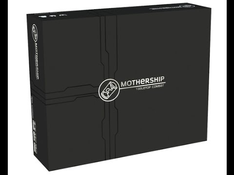 Mothership: Tabletop Combat - Review
