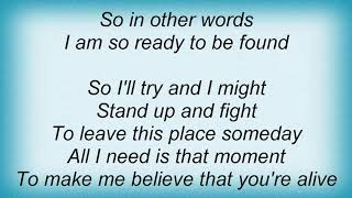 Anouk - Alright Lyrics