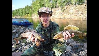 Рыбалка в забайкалье на реке ингода