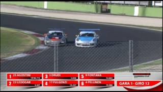 CarreraCup - Vallelunga2015 Race 1 Full Race