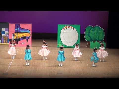 令和元年度 朝日塾幼稚園 生活発表会 4才遊戯