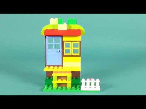 Lego House Basic Building Instructions Lego Classic 10702 How To