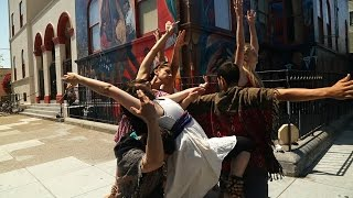 Dancers Bring San Francisco's Mission District's Murals to Life | KQED Arts