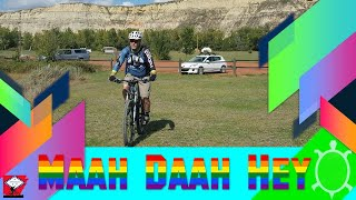 Here are the highlights from a Maah Daah Hey ride.