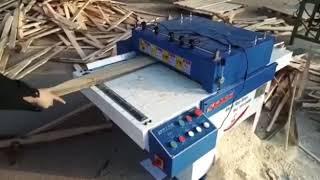 видео товара MJ141-0650 кромкообрезной многопильный дисковый станок