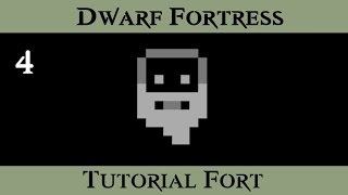 Dwarf Fortress Tutorial Fort - Bury the Dead - ( Episode 4 )