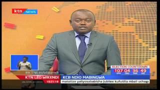 KCB ndiye mabingwa wa raga baadaya ya kuwanyuka Kabras Sugar 36-8