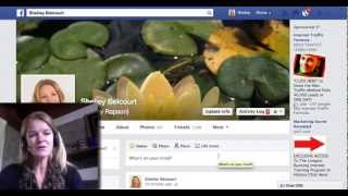 How To Reposition A Cover Photo In Facebook