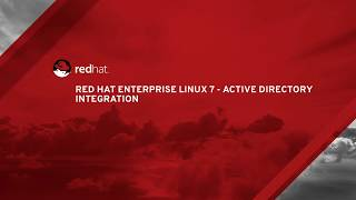 Red Hat Enterprise Linux 7 - Active Directory Integration