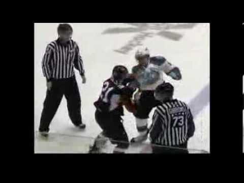 Brett Roulston vs. Dalton Yorke