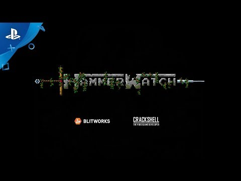 Hammerwatch – Gameplay Trailer | PS4 thumbnail