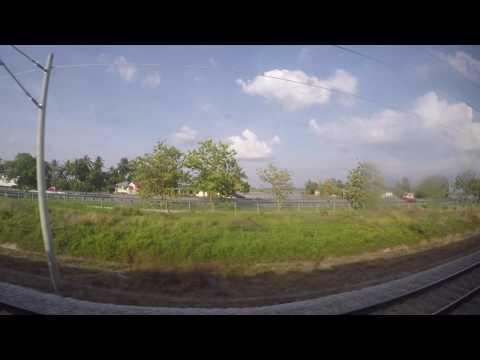 Jalan-Jalan Hat Yai : ETS dari KL SENTRAL ke PADANG BESAR