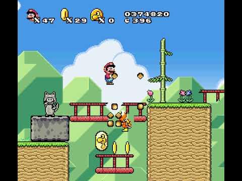 Download New Super Mario World 2 Around The World Part 7 hd