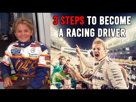Image: Rosberg's three steps to become a racing driver: Sponsor payments needed
