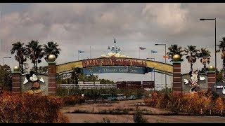 Abandoned Disney World  Resort   EMPTY POOLS !