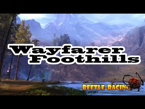 Track Showcase: Wayfarer Foothills  [BEETLE-RACING] Mp3
