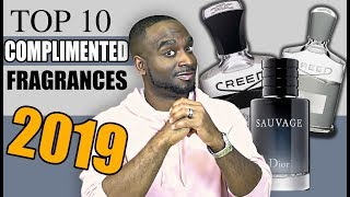 Top 10 Most Complimented Fragrances