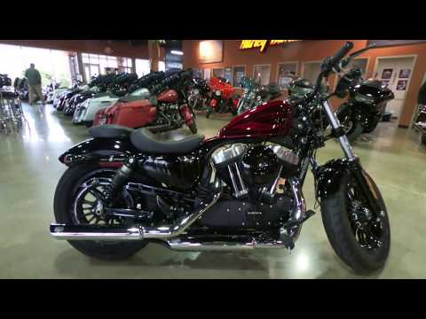 2017 Harley-Davidson Sportster Forty-Eight XL 1200X