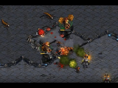 ggaemo(Z) v Rascal (T) on Circuit Breakers - StarCraft  - Brood War REMASTERED 2019