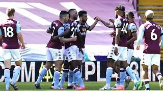 Highlights | Aston Villa 2-0 Crystal Palace