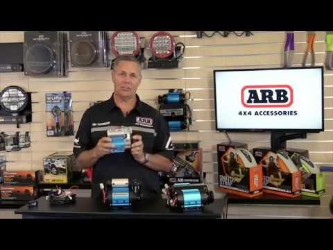 Lets Talk ARB Air Compressors
