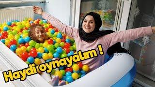 Top Havuzu Challenge - Top Havuzunda Eğlenceli Oyun - Ball Pool