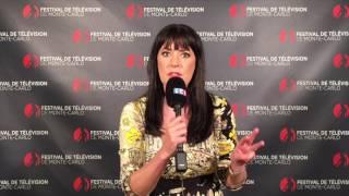 LCI - Festival de TV de Monte Carlo - Interview Paget Brewster - 2017