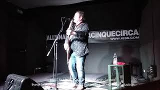 LOVE KEEP US TOGETHER – Martin Sexton live@1e35circa, Cantù, Italy, 2018 november 19   @TAVproductio