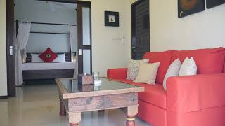 Two Villas Tara | Cute, Sophisticated One Bedroom Pool Villa for Rent in Layan