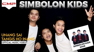 Simbolon Kids - Unang Sai Tangis Ho Inang (Official Lyric Video)